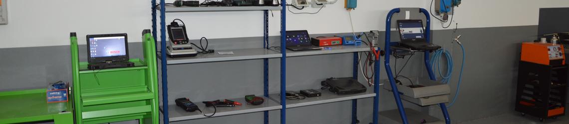 Atrezzatura Autofficina RB2 a Poggibonsi Siena