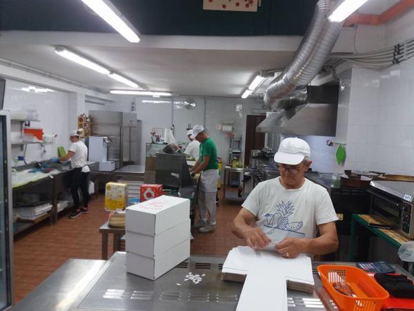 Staff Non Solo Fritta a Mesagne Brindisi