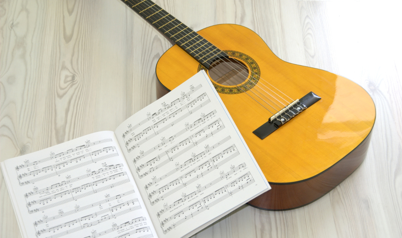 Chitarra Educative School of Music a Roma