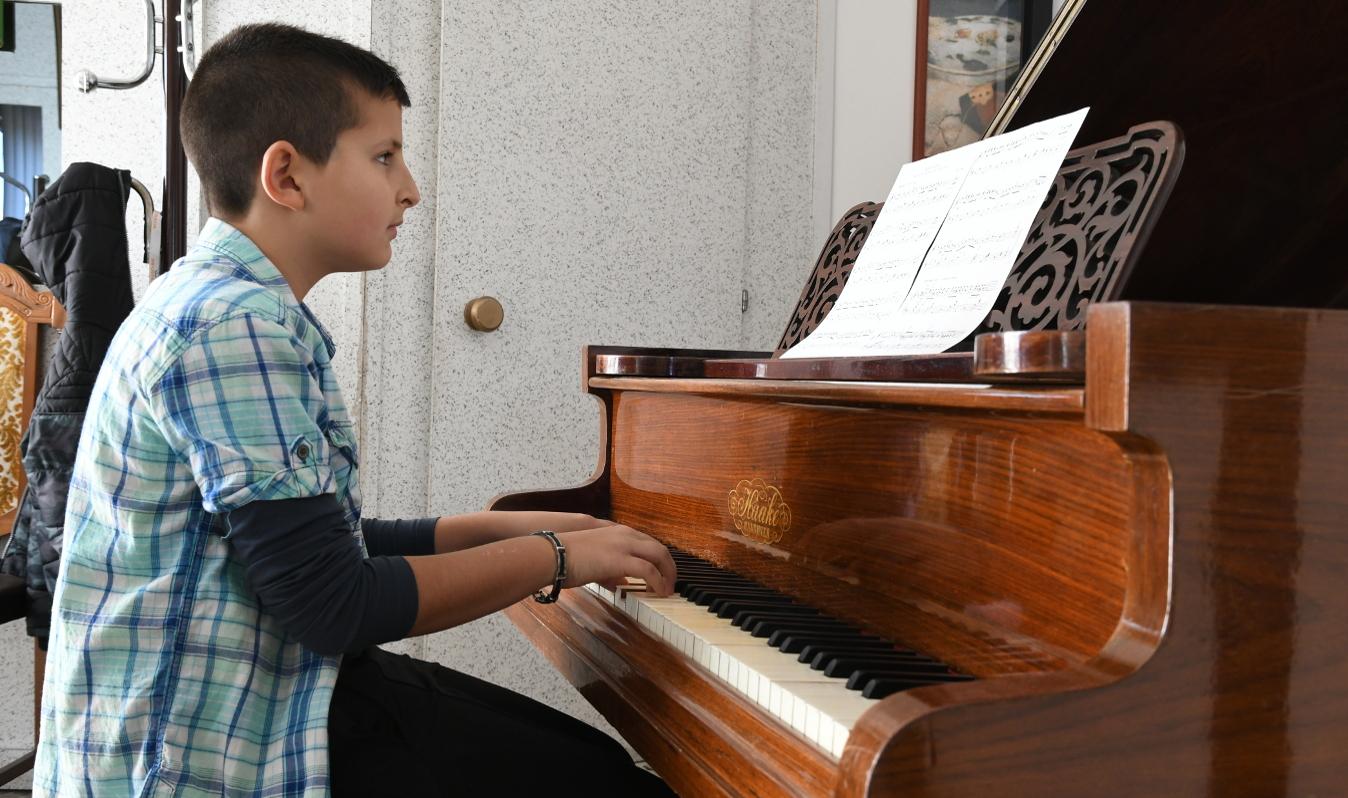 Piano Educative School of Music a Roma