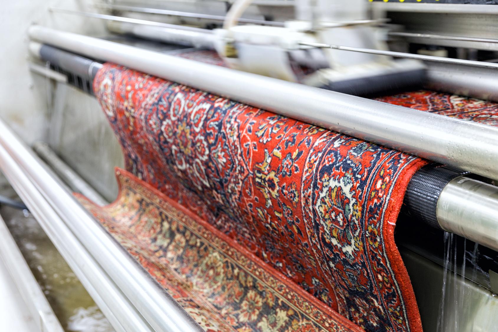 pulitura tappeti orientali Parma