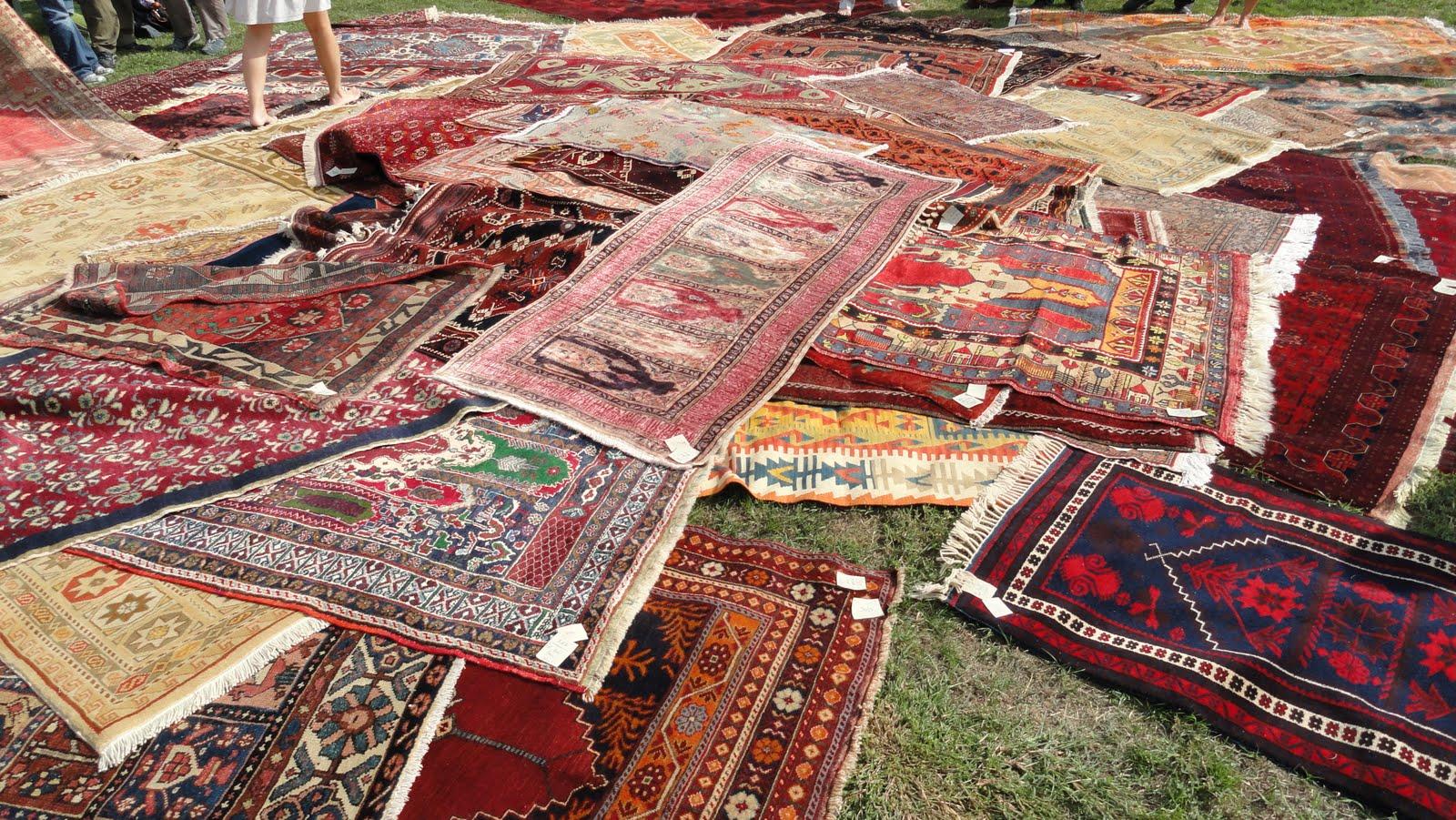 restauro tappeti persiani Parma