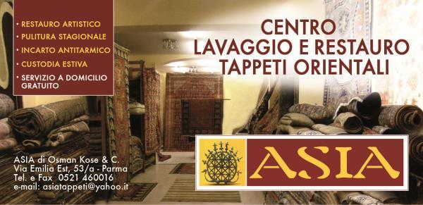 Asia Tappeti Parma