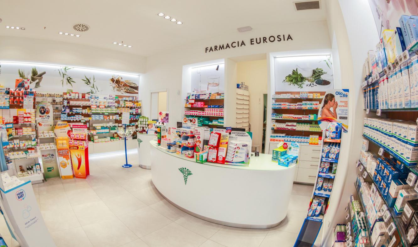 Farmaci Naturali Farmacia Eurosia a Parma