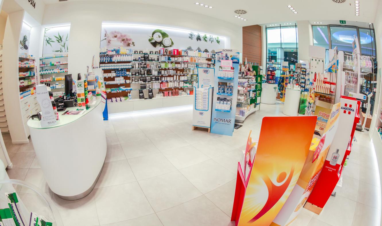 Cosmetici Farmacia Eurosia a Parma