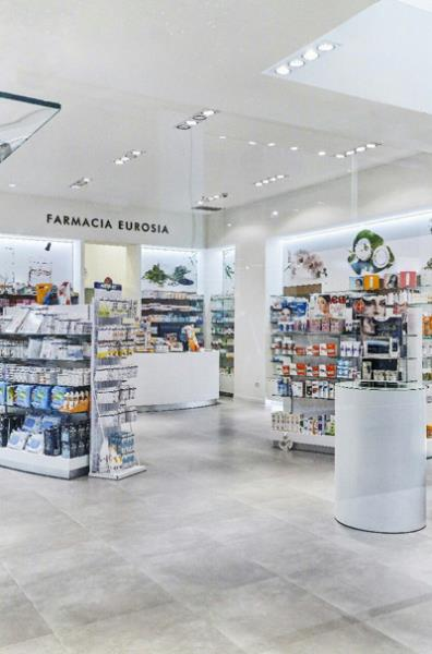 Farmaceutici Farmacia Eurosia a Parma
