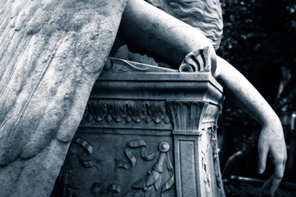 arte cimiteriale La Spezia