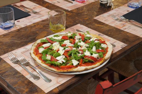 Pizzeria Narni forno a legna