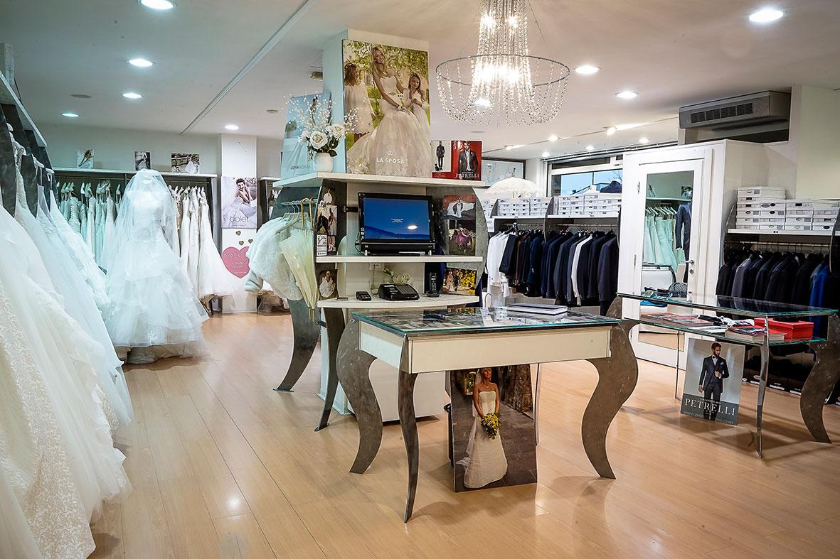 atelier abiti da sposa Firenze