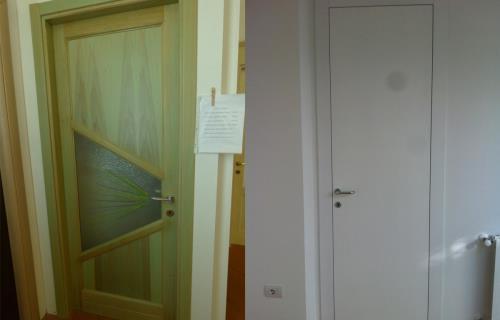 Porte Interne Falegnameria Trogu a Paulilatino Oristiano