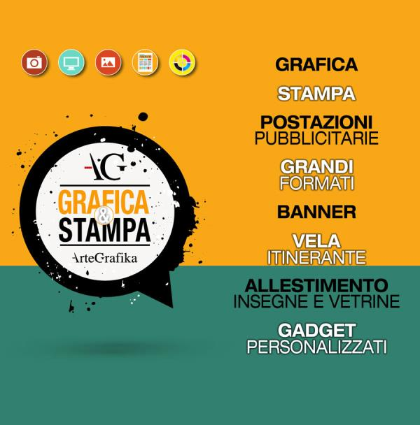 Arte Grafika – Pubblicità, Stampa, Design