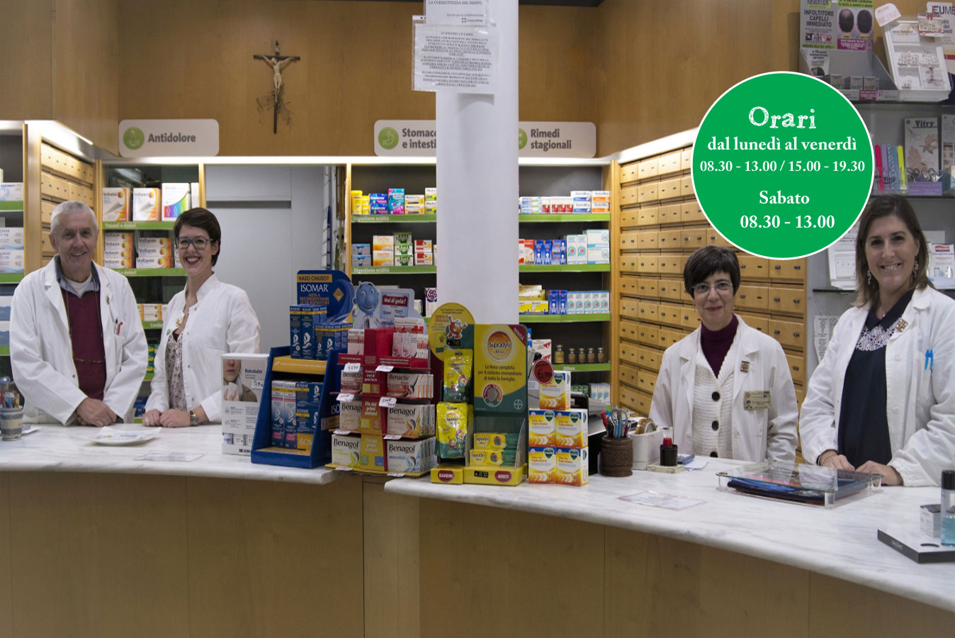 Farmaci Tradizionali Farmacia Ambrogi a Piacenza