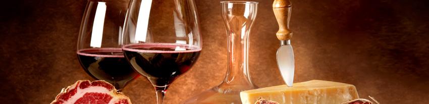 Vino e Aperitivi Ristorante Trattoria Chiribiri a San Gimignano Siena