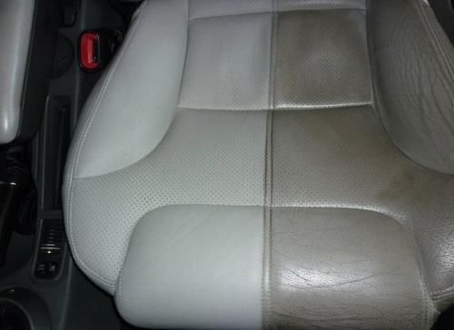 lavaggio e sanificazione interni auto