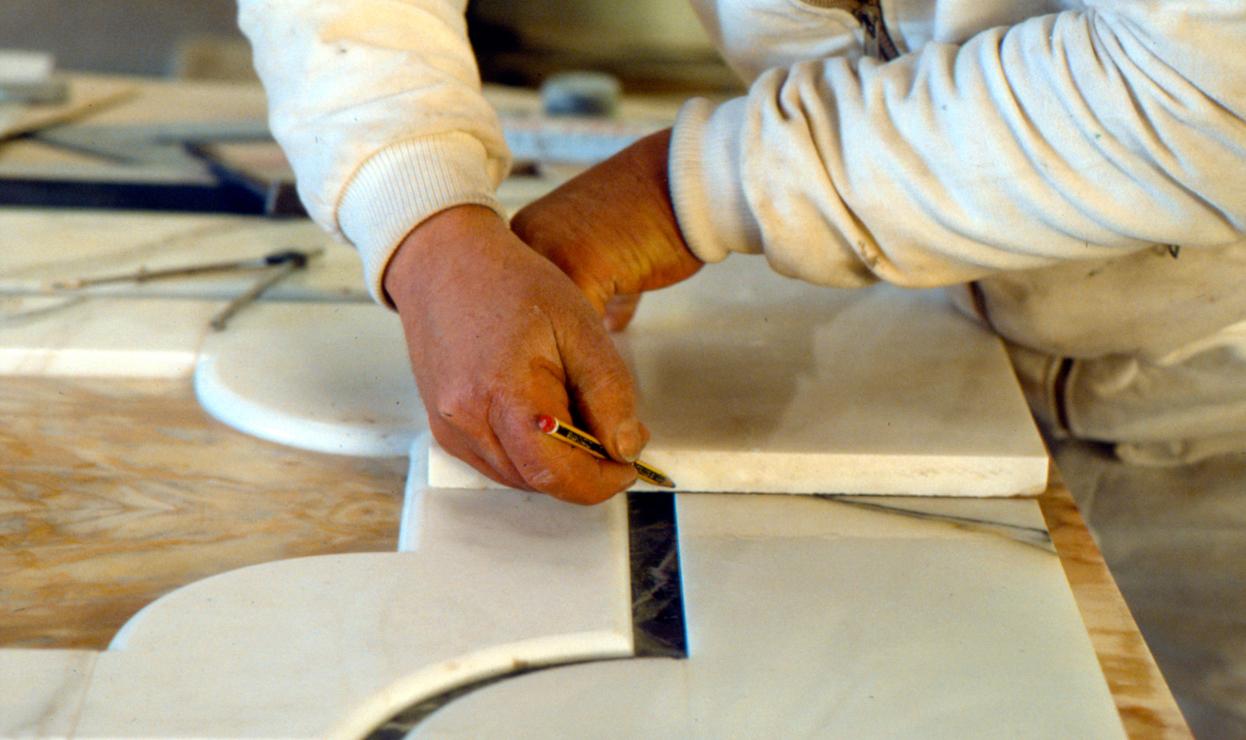 Lavorazioni in Pietra Porcedda Marmi a Assemini Cagliari