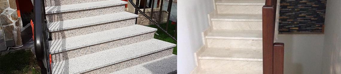 Scale Porcedda Marmi a Assemini Cagliari