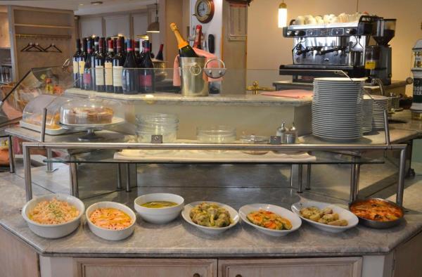 Accoglienza e ristorazione roma aurelio