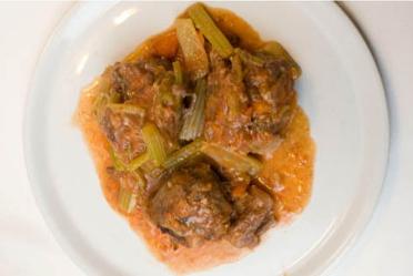 ristorane cucina romana lo schidione roma aurelio