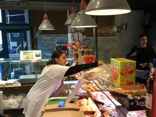 Punto Vendita Panificio Artigiano Cirri a Firenze