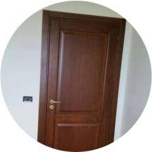 porte interne legno ital alluminio marsala
