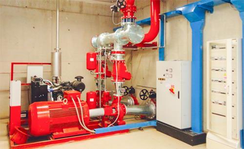 Impianti Antincendio Idrotermoelettrica a Ferrara