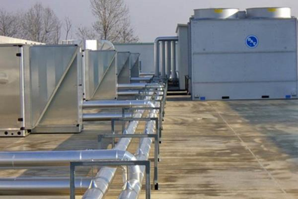Condizionamento e Riscaldamento sui Centri Commerciali Idrotermoelettrica a Ferrara