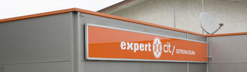 Expert City Elettrovalcellina a Maniago Pordenone