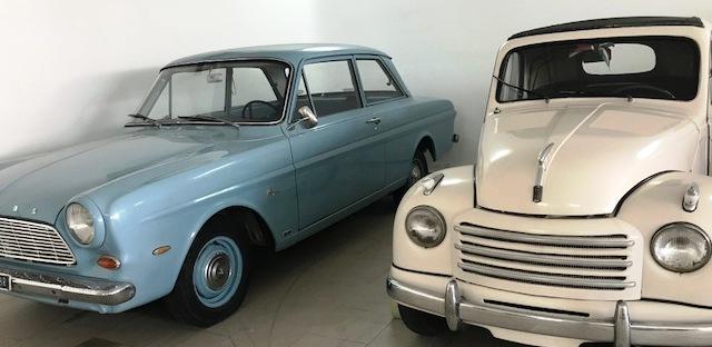 Auto D´epoca Automobili Domenico Cavallo a Lizzano Taranto