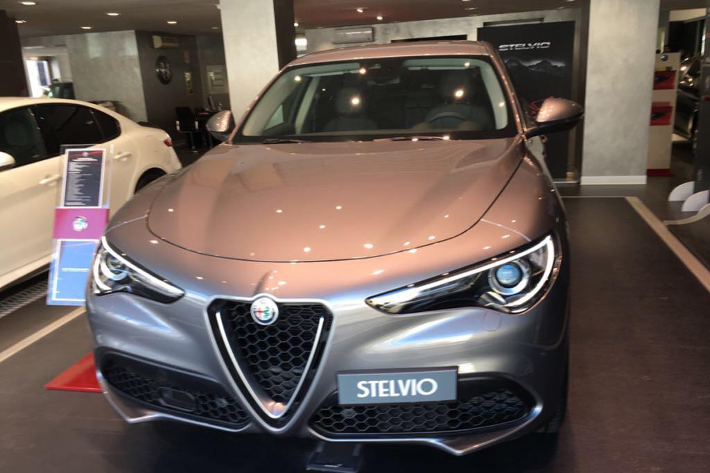 Auto Alfa Automobili Domenico Cavallo a Lizzano Taranto