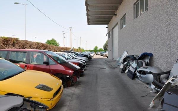 centro raccolta veicoli Gorizia