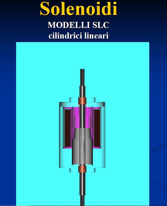 Solenoidi Modelli SLC