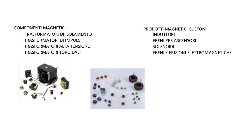 Componenti Magnetici Alta Industries srl a Scandicci Firenze