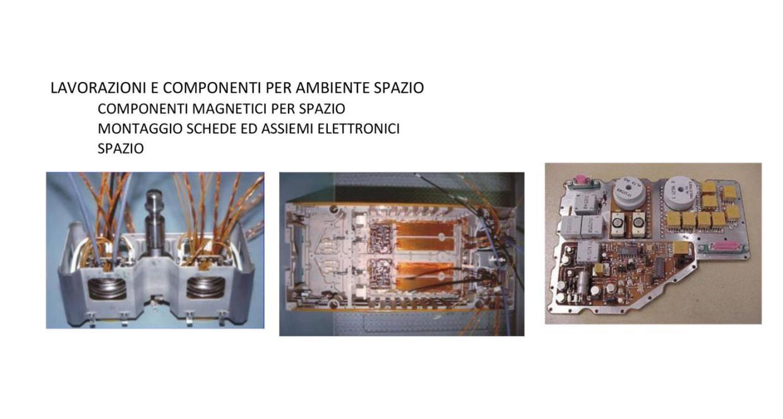 Lavorazioni e Componenti per Ambiente Spazio Alta Industries srl a Scandicci Firenze