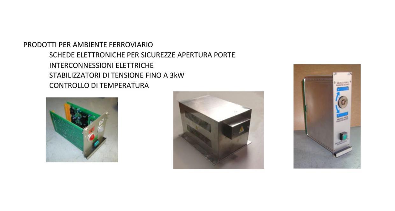 Prodotti per Ambiente Ferroviario Alta Industries srl a Scandicci Firenze