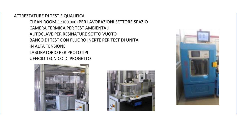 Attrezzature di Test e Alta Industries srl a Scandicci Firenze