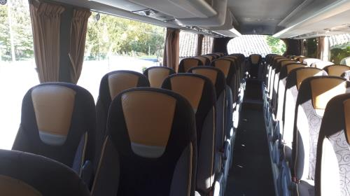 Interno Irizar I6 54 Posti Gabrielli Autonoleggio a Genga Ancona