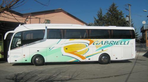 Irizar I6 54 Posti Gabrielli Autonoleggio a Genga Ancona