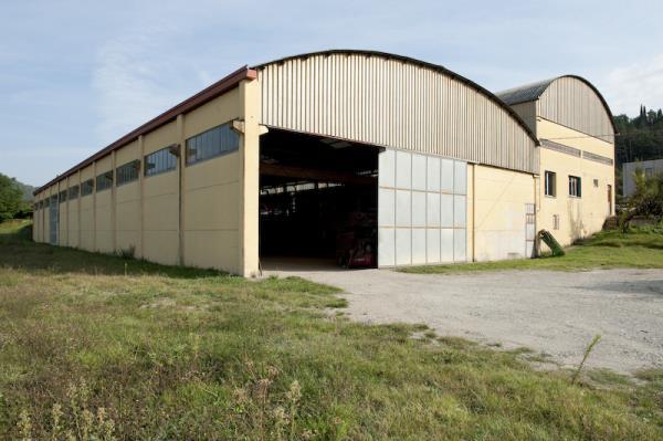 realizzazione capannoni industriali Arezzo