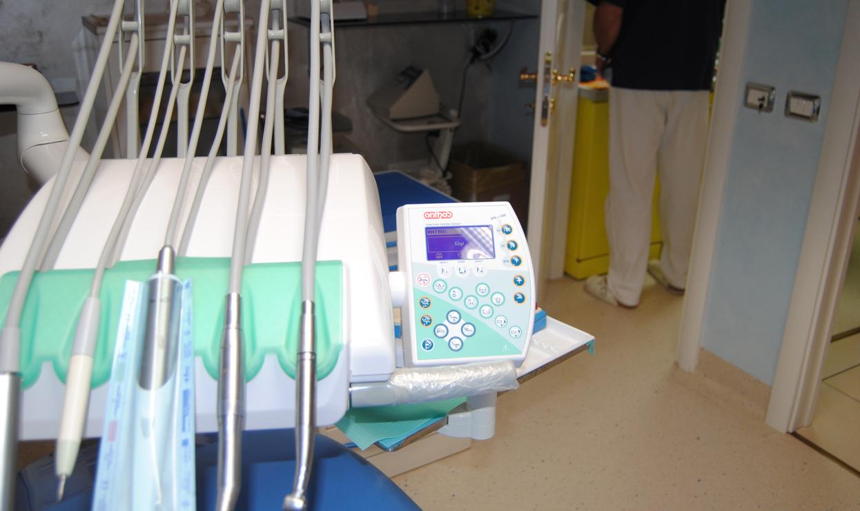 Ricostruzione Dentale Studio Dentistico Lorenzetti a Livorno