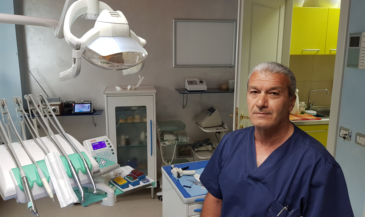 Diagnostica Dentale Studio Dentistico Lorenzetti a Livorno