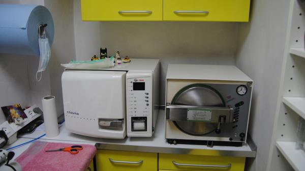 Attrezzature per la Sterilizzazione Studio Dentistico Lorenzetti a Livorno