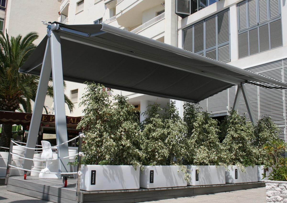 tenda doppia roma monteverde