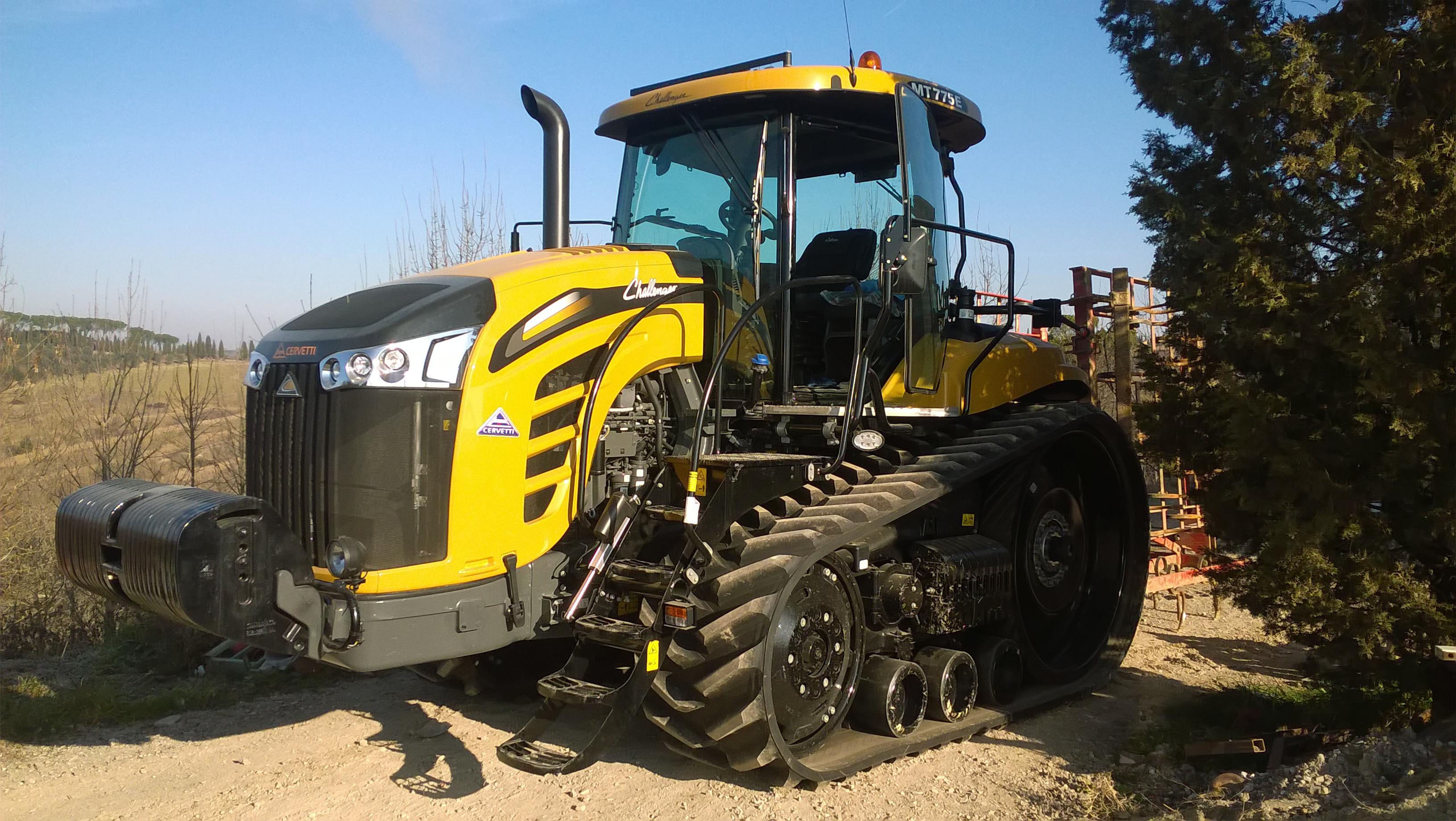 officina riparazione macchine agricole Siena