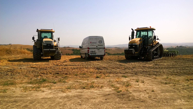 assistenza macchine agricole Siena