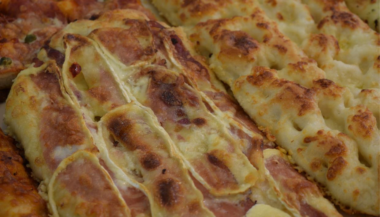 Produzione e vendita Focaccia ligure, Pizza artigianale Diano Marina (Imperia)
