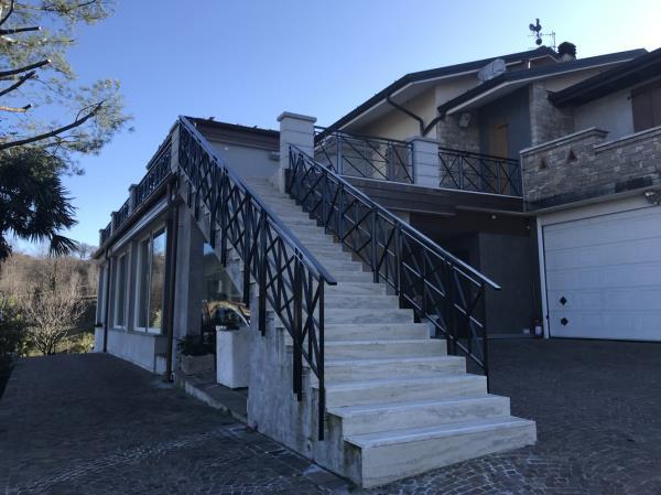 Scale Interne ed Esterne Su Misura Bergamo