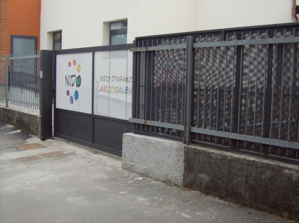 Progettazione Cancelli su misura Bergamo