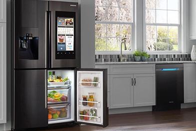 vendita frigoriferi bauknecht viterbo