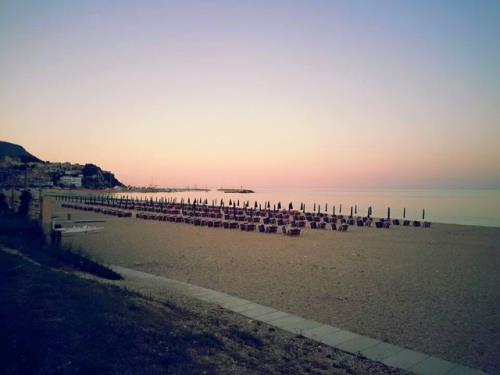 Spiaggia Ristorante Namastè a Numana Ancona