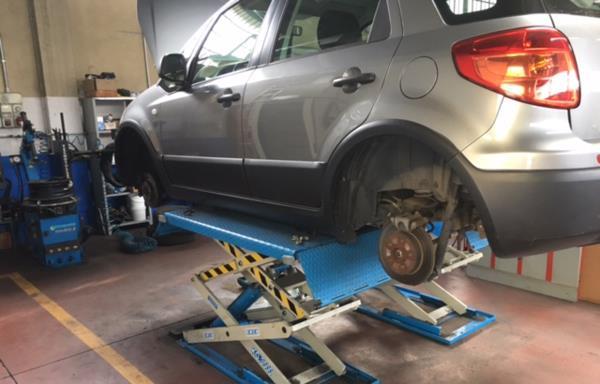 Revisione Auto Autofficina Pagani a Oltrona Di San Mamette Como